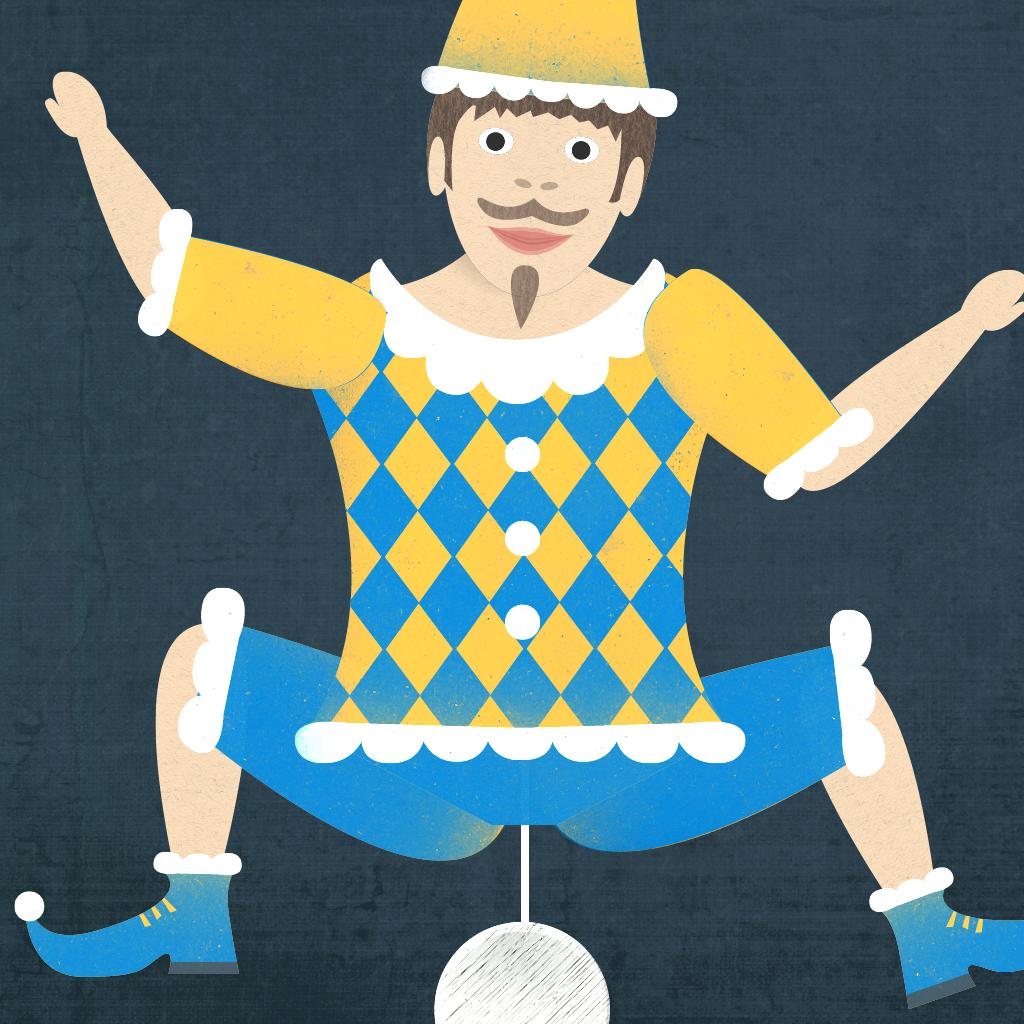 牵线木偶:jumpingjapp